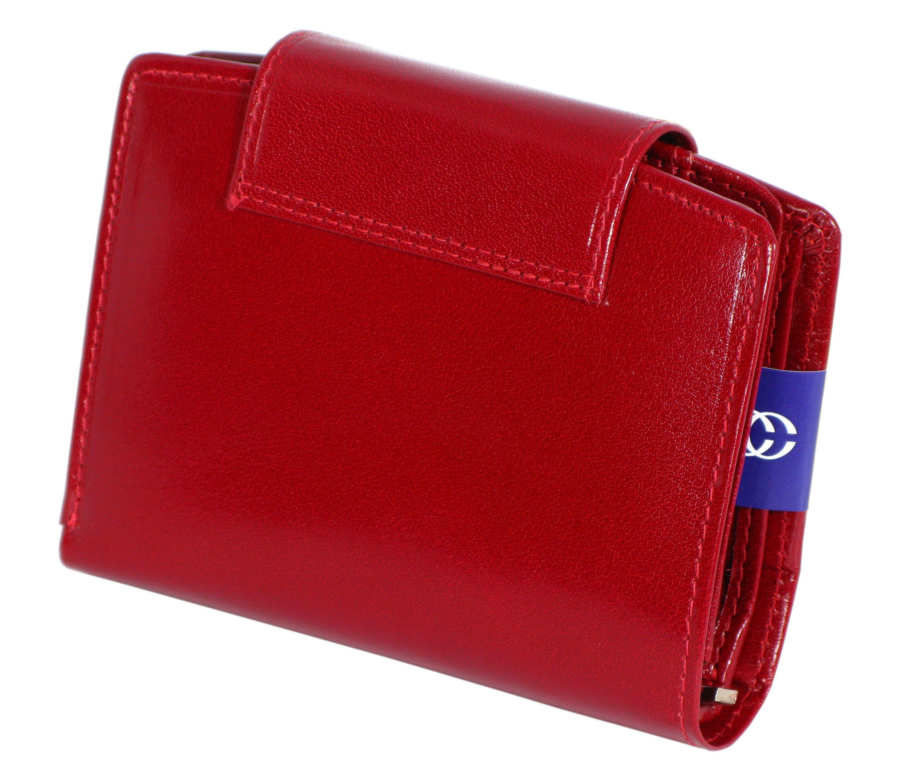 d9811f1d7cfb6 portfel damski skórzany allegro cefirutti czerwony portfel damski skórzany  allegro cefirutti czerwony ...