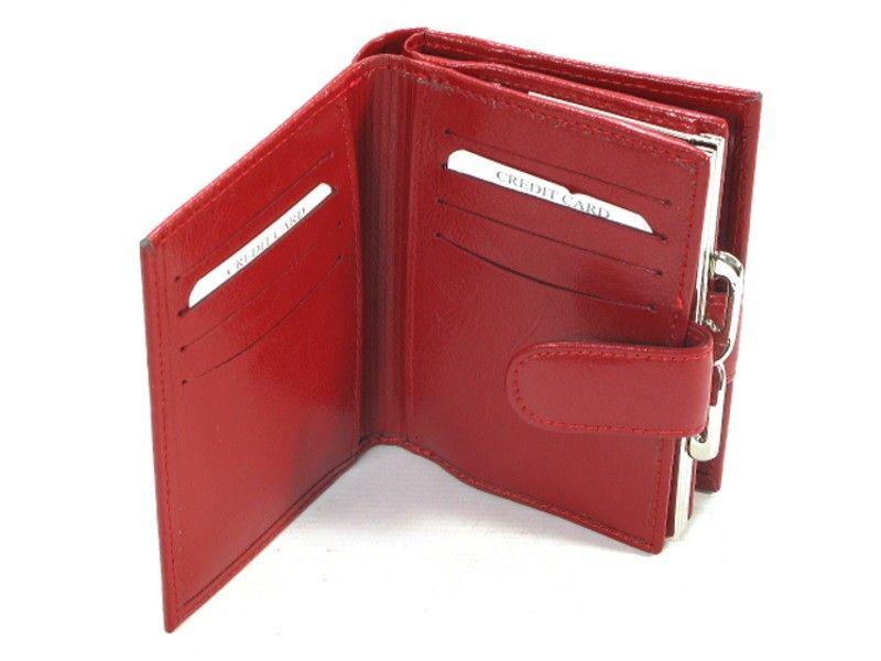 cca9e184c9d59 ... portfel damski skórzany allegro czerwony giorgio bassani ...
