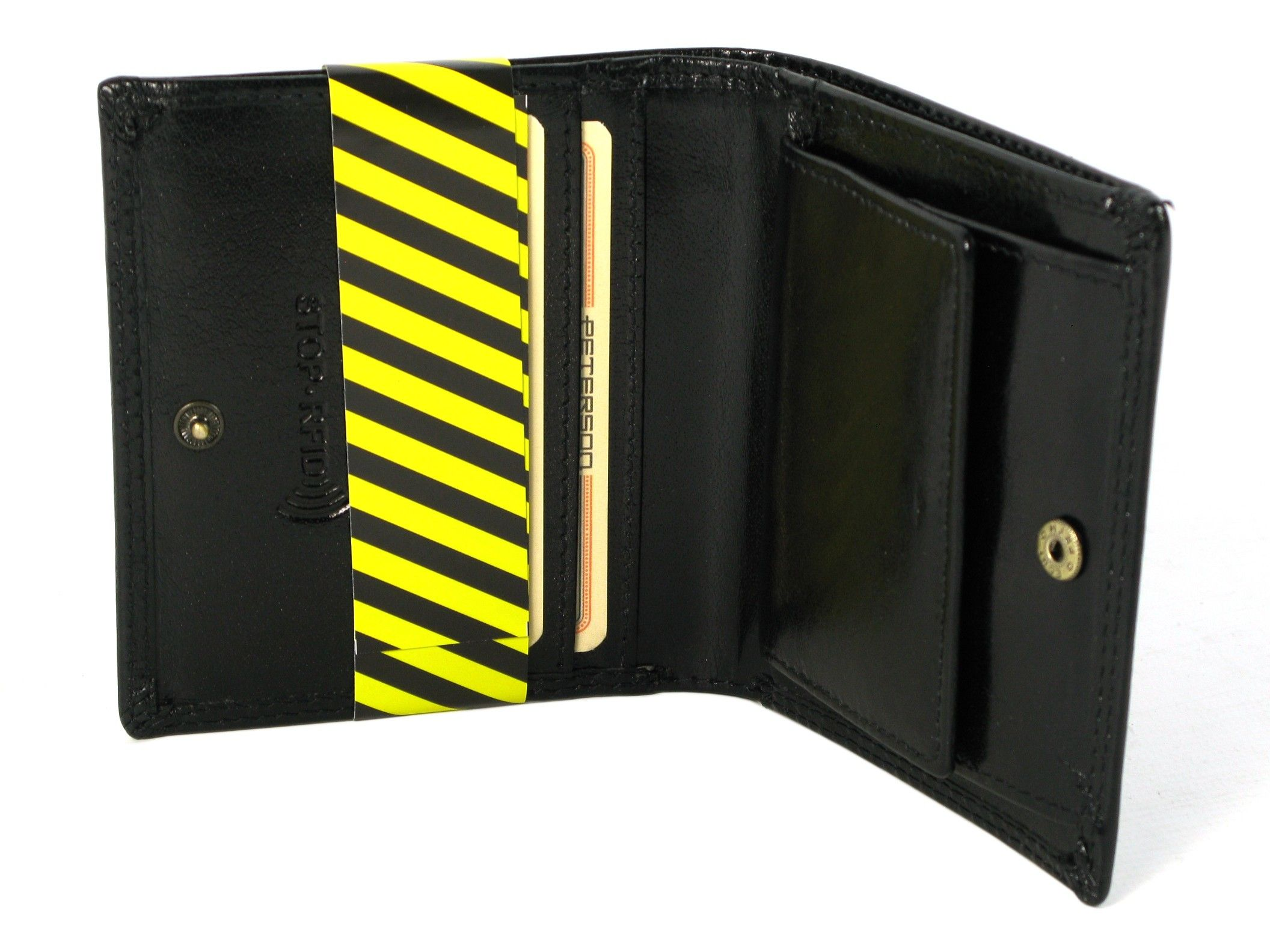 facbf3b2dda06 Portfel męski skórzany PETERSON RW377-1 RFID | Akcesoria skórzane ...