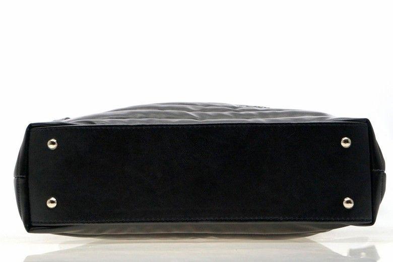Torebka Damska LEWANDOWSKA EKO Pikowana Carine Fashion 1494 czarna