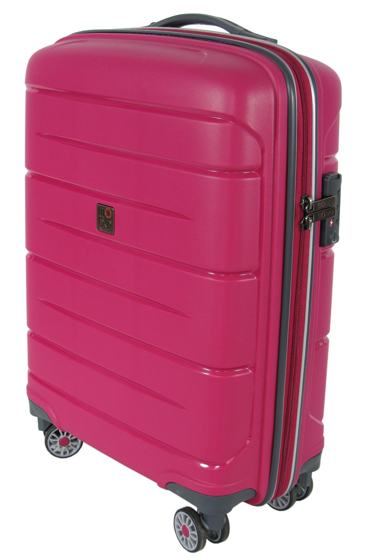 c70a2034e9d22 Mała walizka na kółkach RONCATO MODO zamek TSA różowa | Akcesoria ...